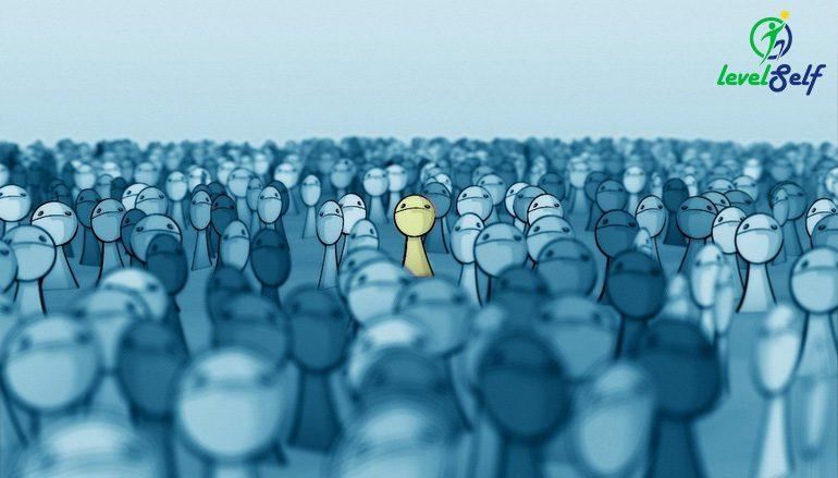 Как раз и навсегда убрать зависимость от чужого мнения и перестать равняться на других