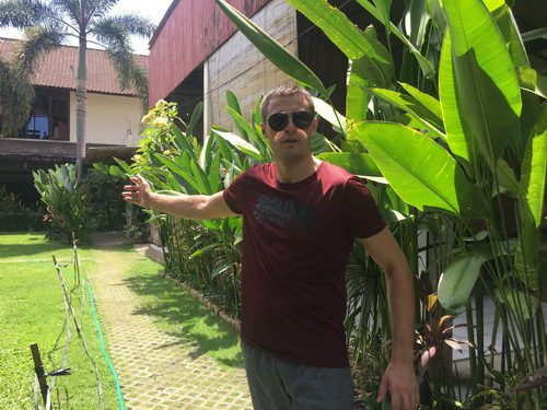 Мечта сбылась! Вот я и добрался до острова Бали!!!