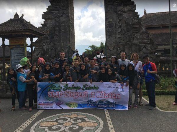 Мое путешествие по о. Бали. Питон, лювак, ящер и озеро Братан (Danau Beratan)