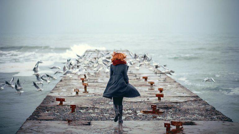 Не хочется жить после расставания с любимым