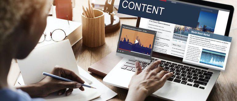 Заказать аудит контента сайта