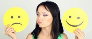 Когда возникают положительные эмоции, а когда отрицательные