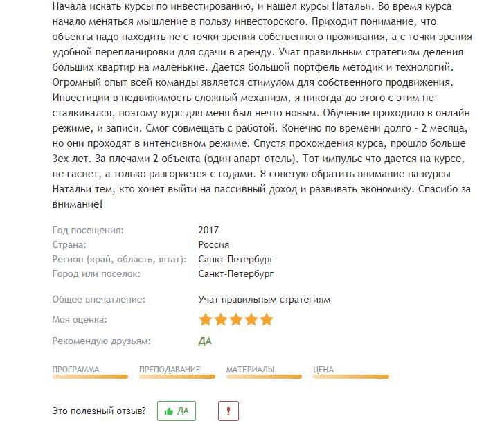 """Школа """"ЛиКПРО"""" Натальи Закхайм: обзор курсов, вебинаров и книг + реальные отзывы об обучении"""