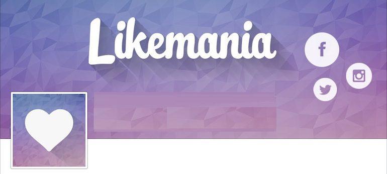 Likemania: обзор +отзывы
