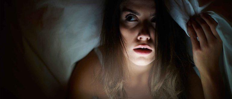Как перестать бояться темноты