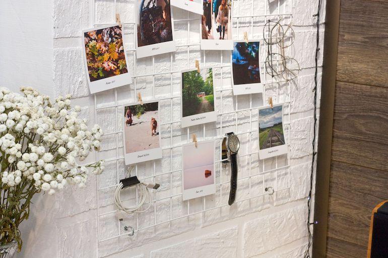 Стена желаний для визуализации